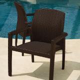 patio woven chair
