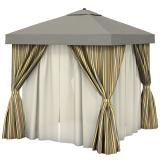 high-quality outdoor cabana