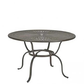 round patio counter table