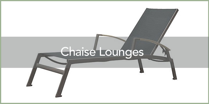 chaise lounges residential